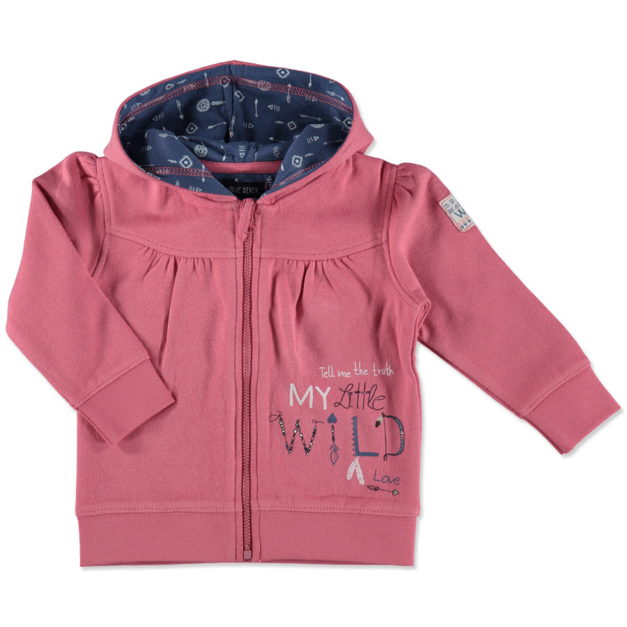 BLUE SEVEN Girls Sweatjacke azalee