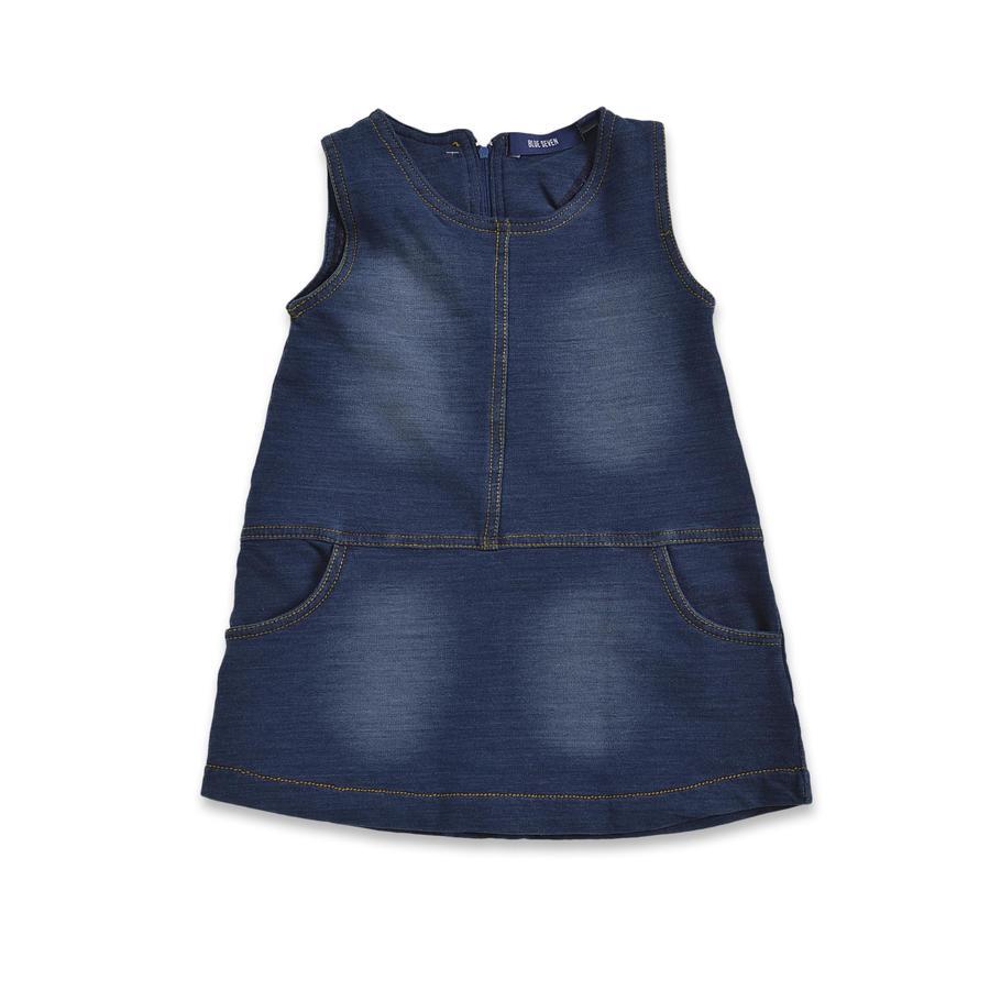 BLUE SEVEN Girls Schlupfkleid dunkelblau