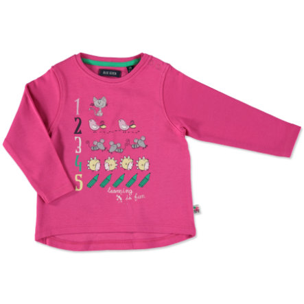BLUE SEVEN Girls Longsleeve pink