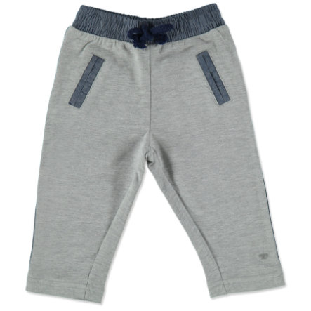 TOM TAILOR Boys Sweathose medium grey melange
