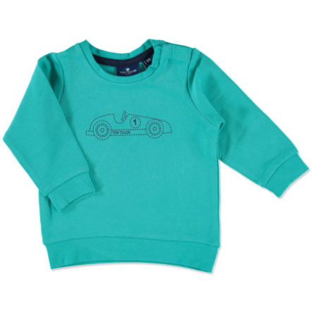 TOM TAILOR Boys Sweatshirt ocean turquoise