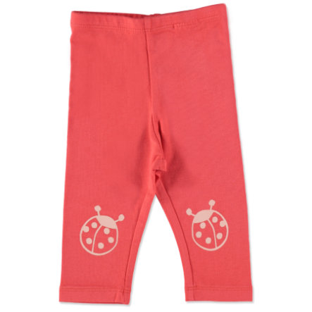 TOM TAILOR Girls Leggings plain red