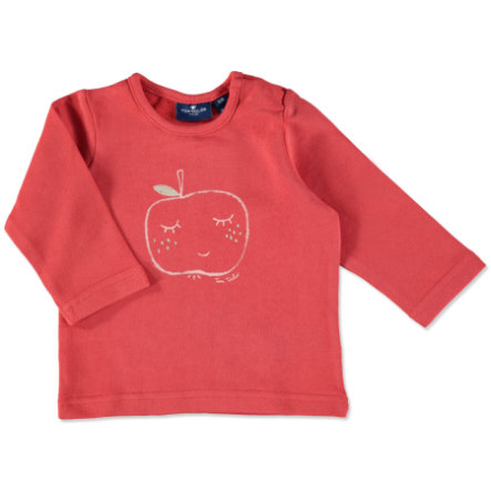 TOM TAILOR Girls Sweatshirt plain red