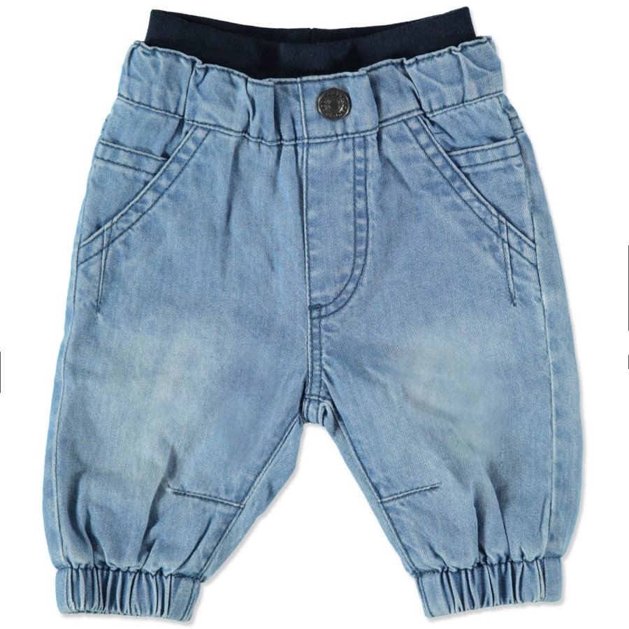 STACCATO Thermo-jeans blue denim