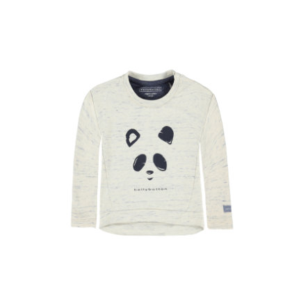 bellybutton Boys Sweatshirt white melange