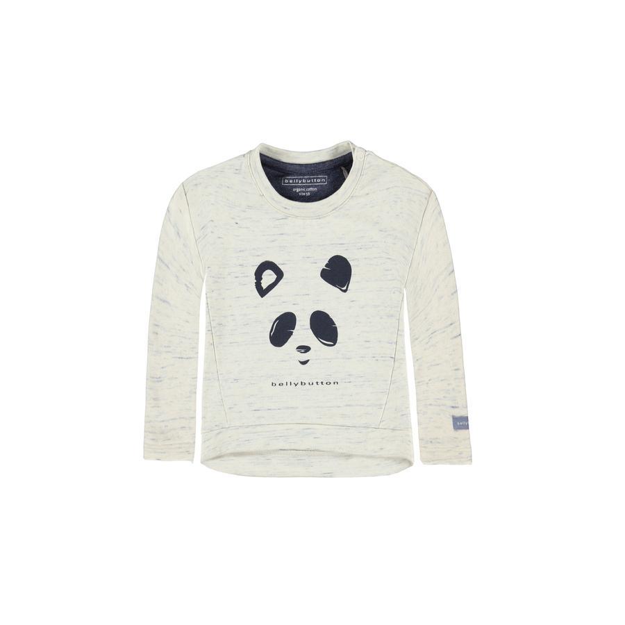 bellybutton Boys Sweatshirt blanc mélangé