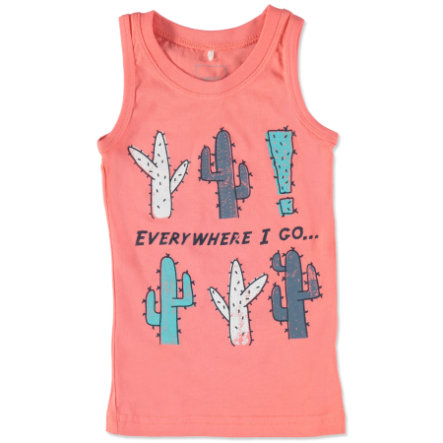 name it Boys Tank Top Victor georgia peach
