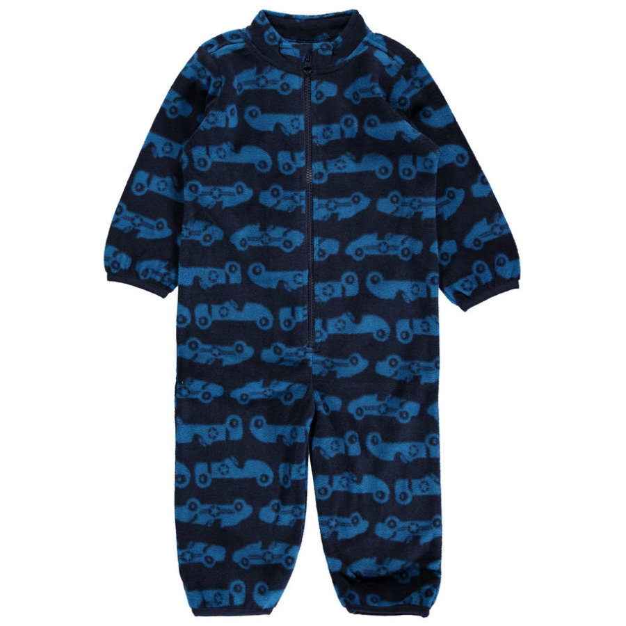 NAME IT Fleece Overall Spektra Dress Blues