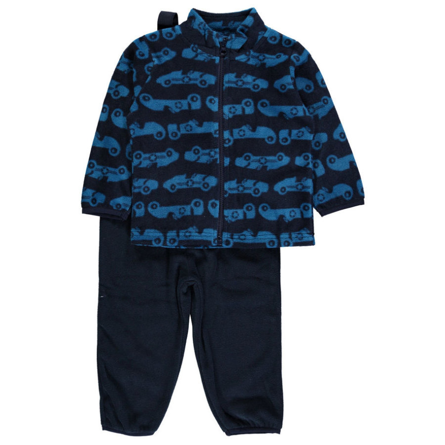 name it Boys Fleece-Set Spektra dress blues
