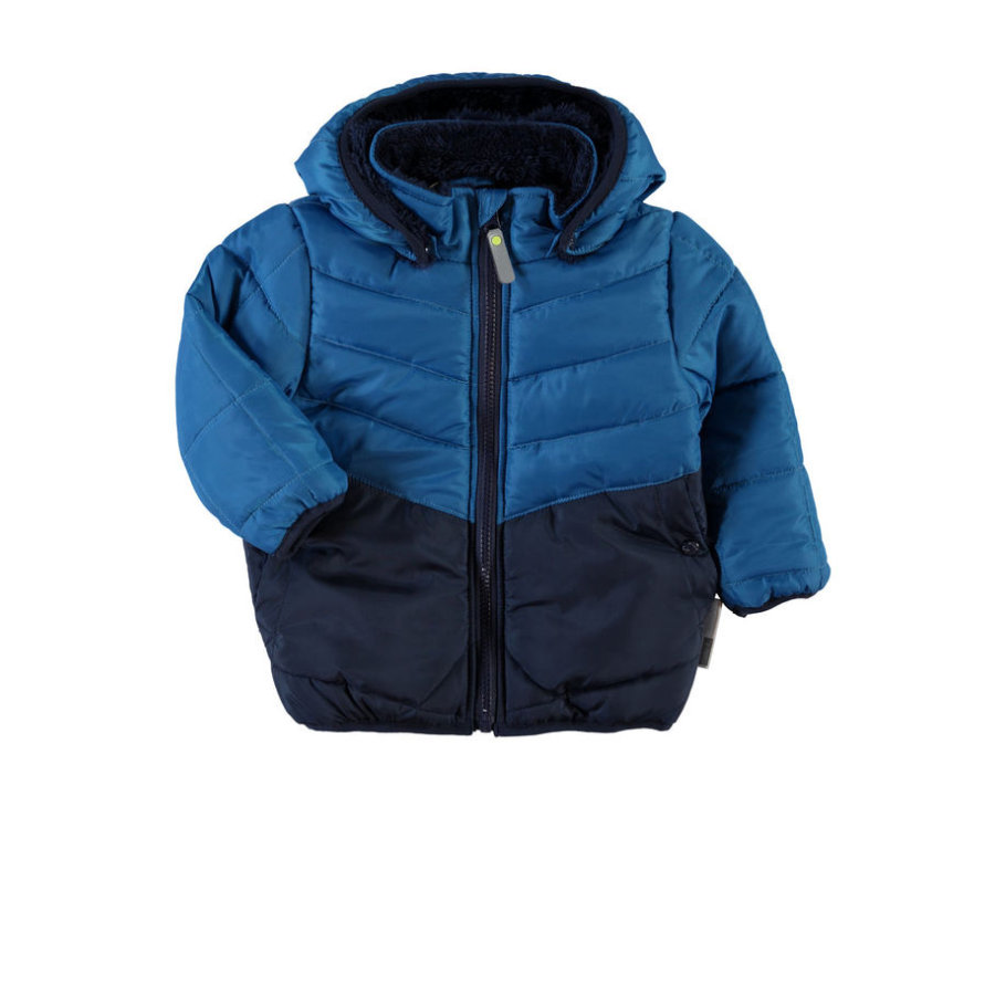 name it Boys Jacke Meg mykonos blue