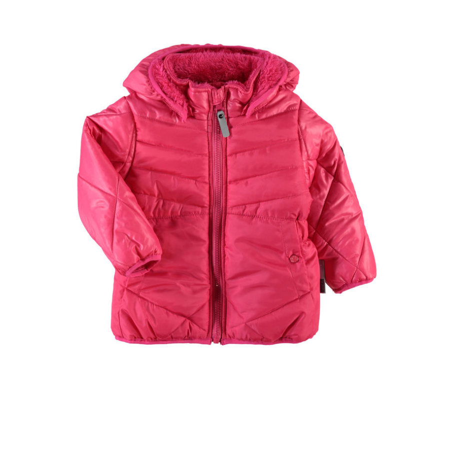 name it Girl s Chaqueta Meg frambuesa