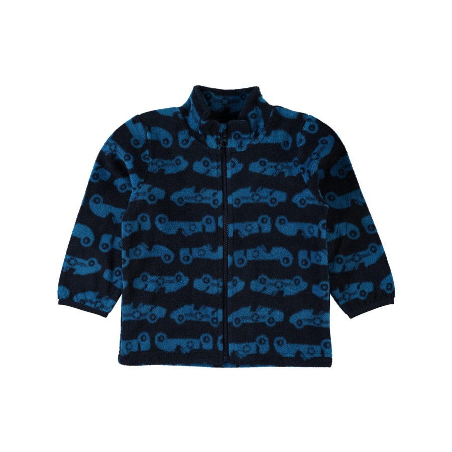 name it Boys Fleece Jacke Spektra dress blues