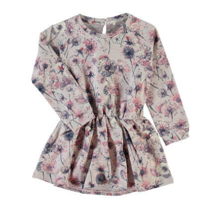name it Girls Sweatkleid Isa barely pink