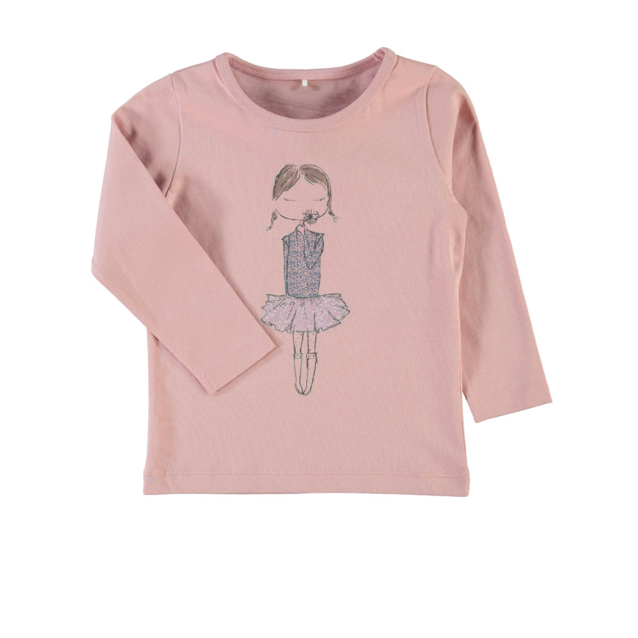 name it Girls Longsleeve Kathrine zephyr