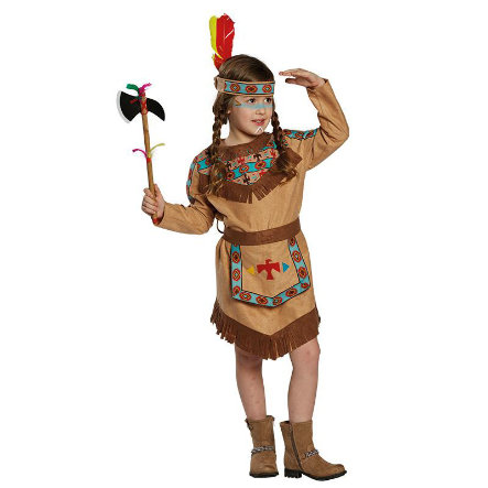 Rubies Karneval Kostum Indianerin Babymarkt De