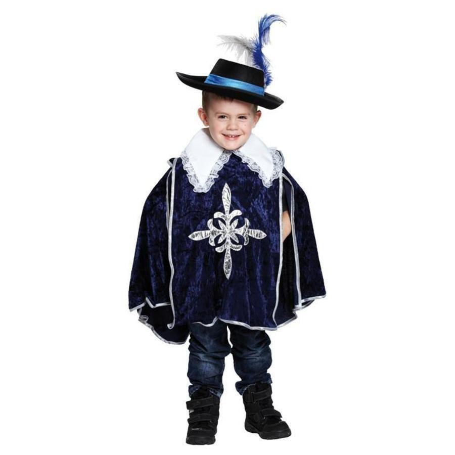 Rubiny Karnawałowy kostium Muszkietera w kostiumie Rubina
