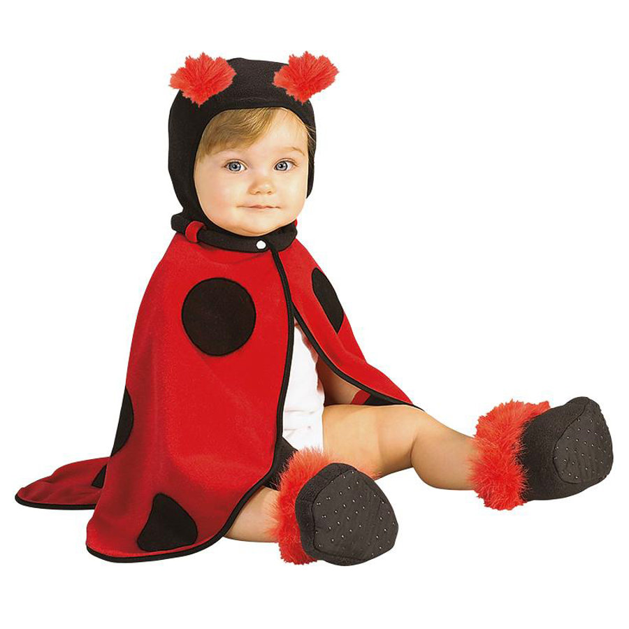Rubies Costume Carnaval enfant Coccinelle