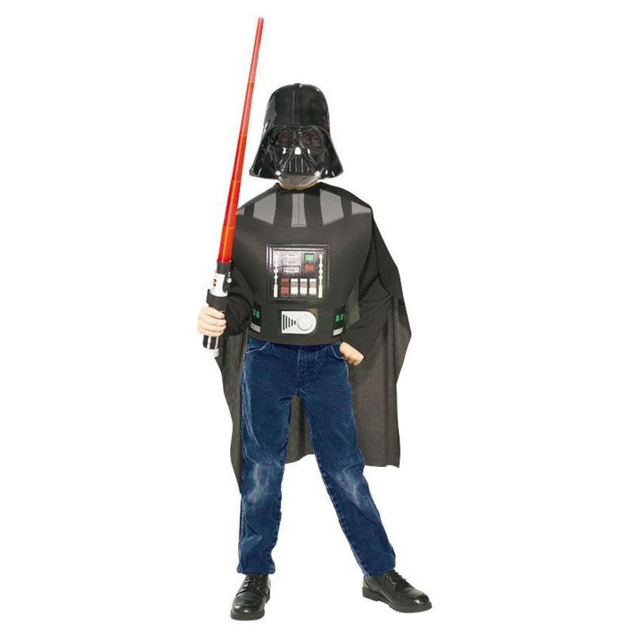Rubies  karnevaalipuku Darth Vader laatikkosetti