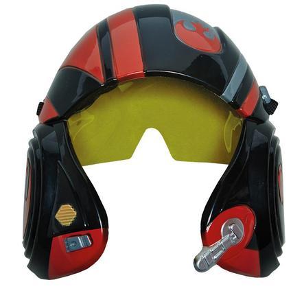 Rubies Carneval Kostuum X-Wing Fighter masker