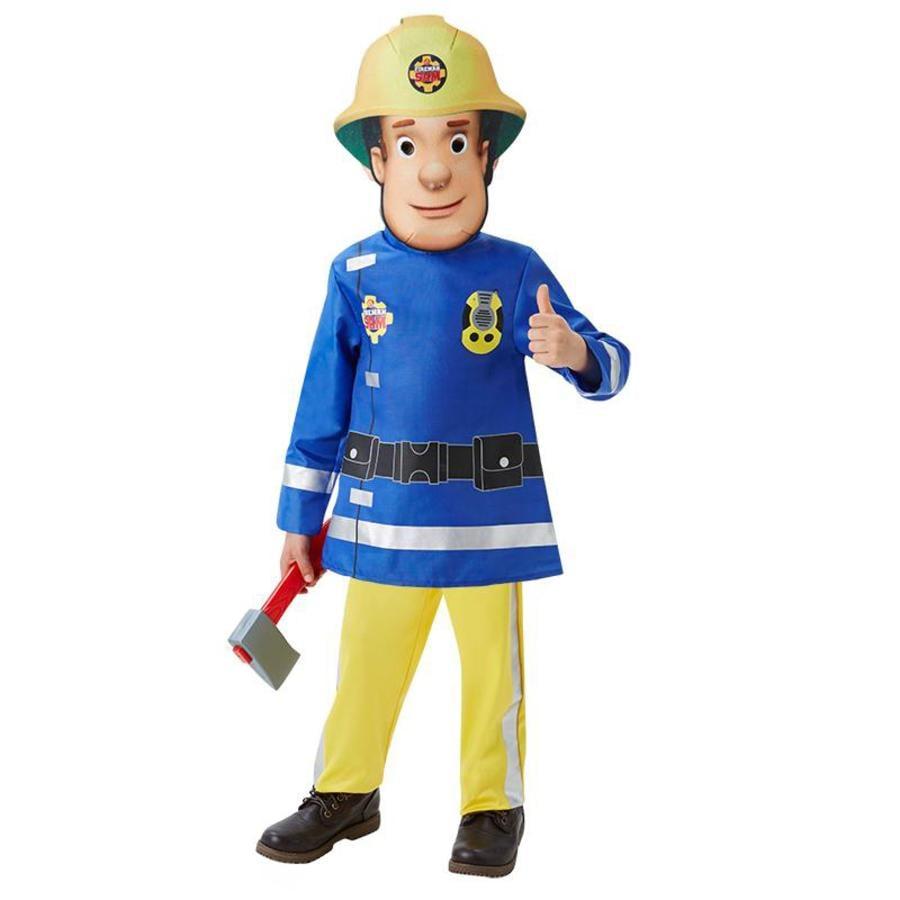 Rubies Costume di carnevale Pompiere Sam