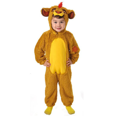 Rubies Karneval Kostüm Furry Lion