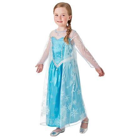 Rubies Maskeradkostym Disney Frozen Elsa