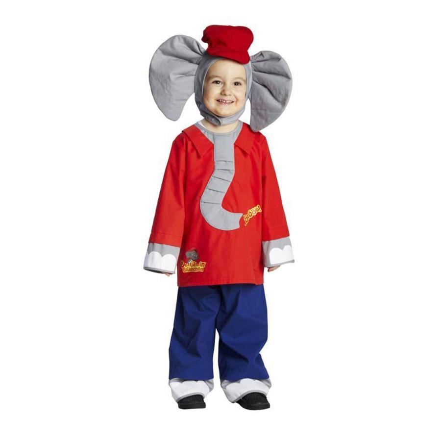 Rubies Maskeradkostym Benjamin the Elephant