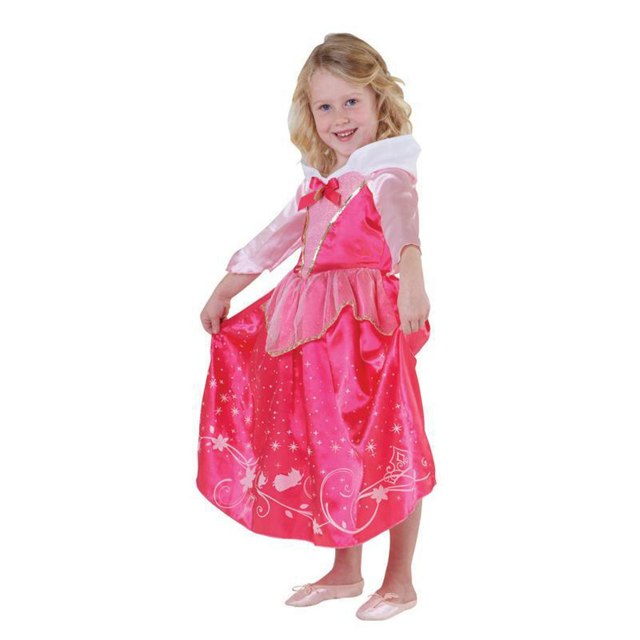 Rubiny Karnawał Kostium Śpiącej Królewny Ubranie księżniczki Royale