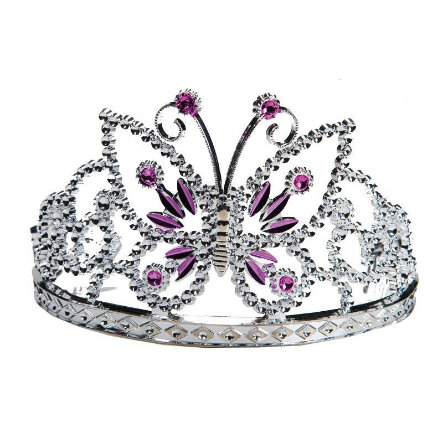 Rubies Karneval Accessories Diadem Schmetterling