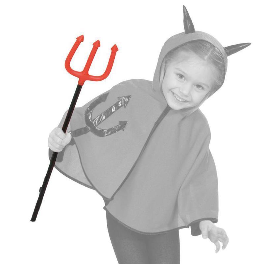 Rubies Tridente del diablo Accesorio para carnaval - 58cm