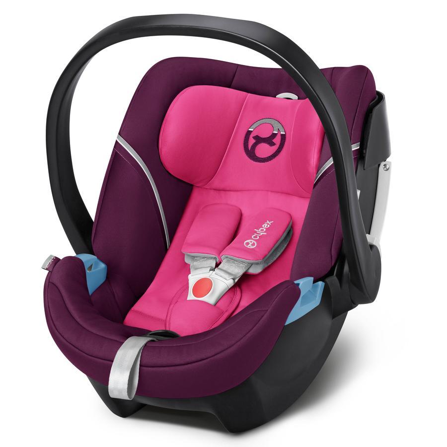 CYBEX GOLD Seggiolino auto Aton 5 Mystic Pink-purple