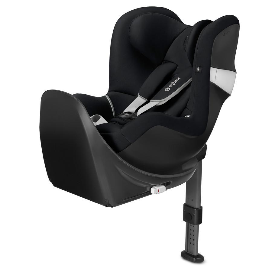 cybex GOLD Kindersitz Sirona M2 i-Size mit Base Stardust Black-black