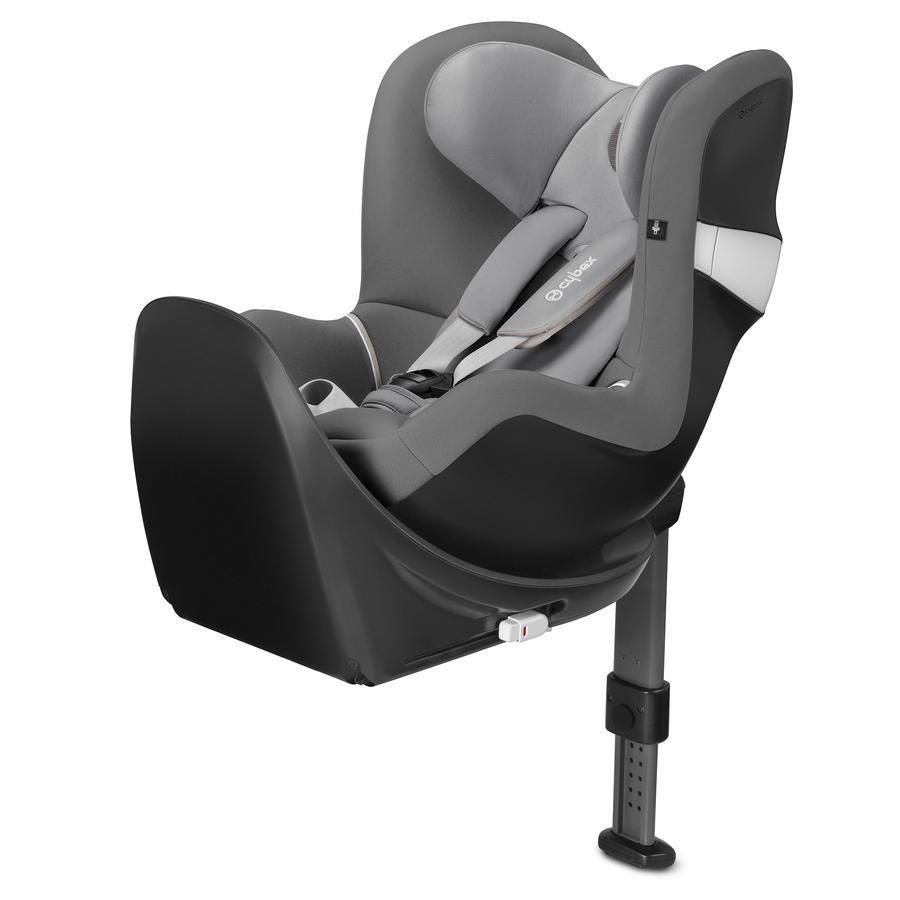 CYBEX Seggiolino auto Sirona M2 i-Size Manhattan Grey-mid grey, grigio