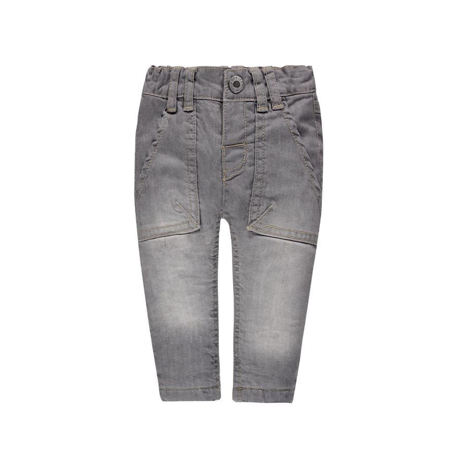 Steiff Boys Spodnie Jeans grey denim