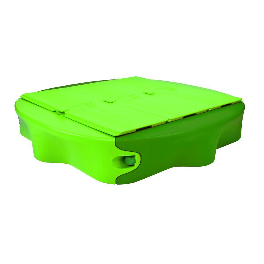 BIG Bac à sable BIG-Sandy + protection rigide jeux d'extérieur