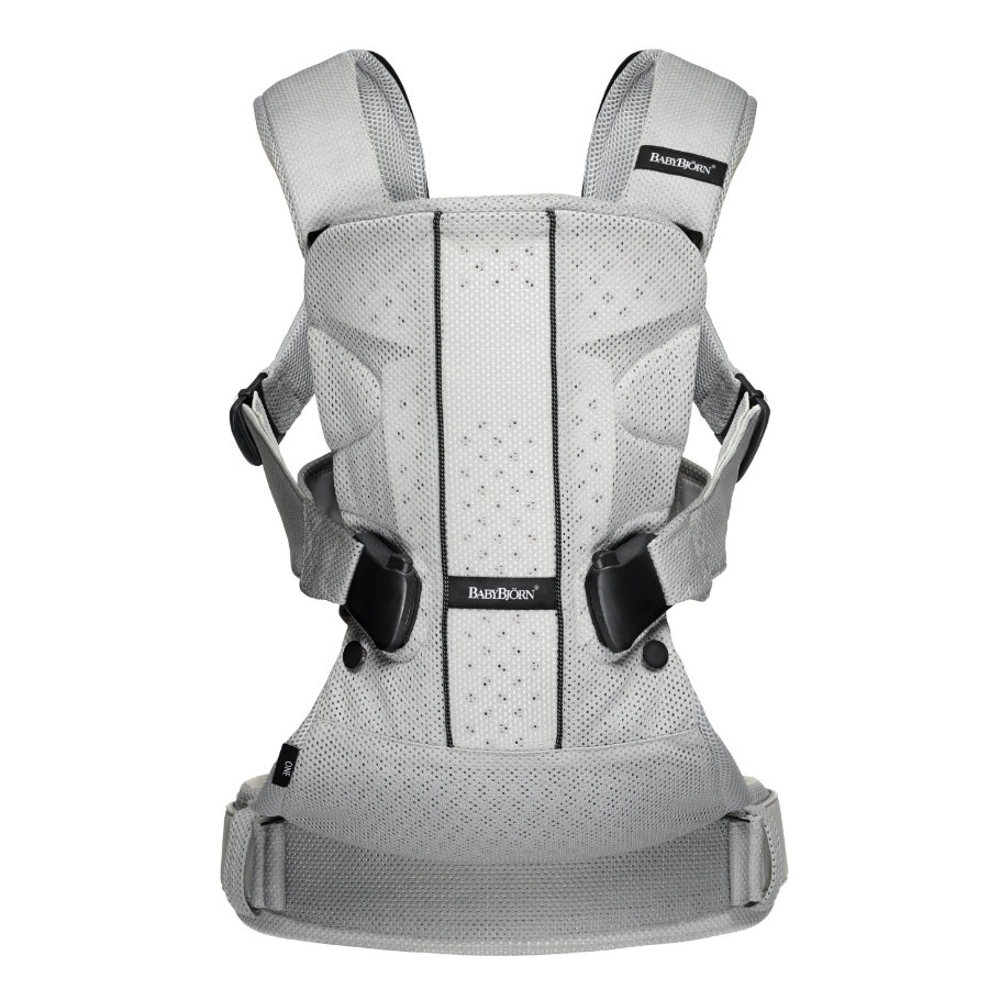BABYBJÖRN Baby Carrier One Air Silver