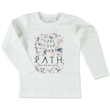 name it Girls Longsleeve Veen snow white
