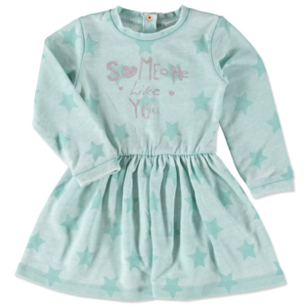 name it Girls Sweatkleid Lami harbor gray