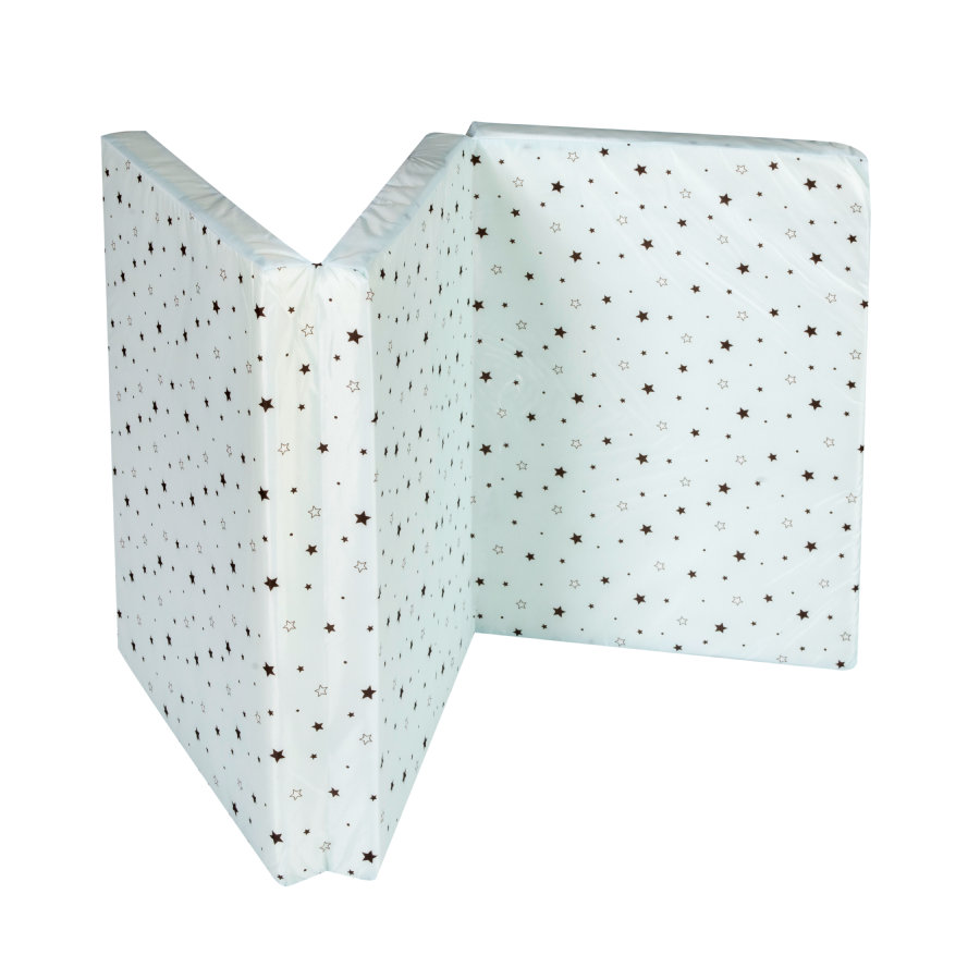Schardt Rejseseng-madras med stjerner 60 x 120 cm