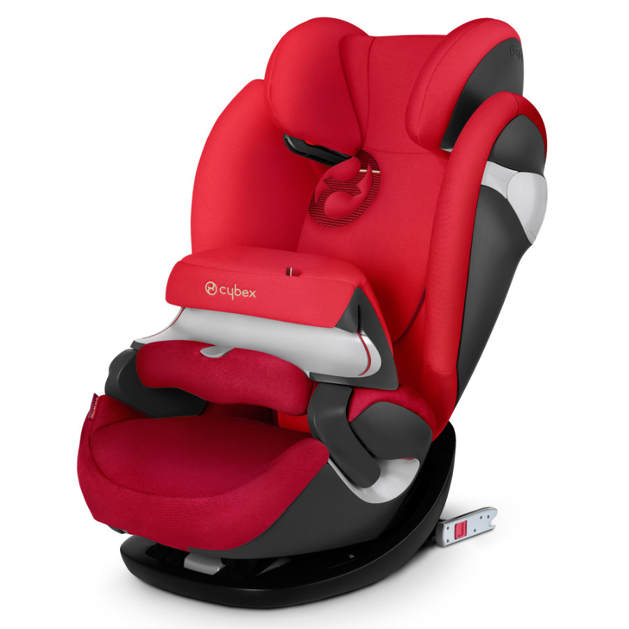 CYBEX GOLD Autostoel Pallas M-fix Infra Red-red