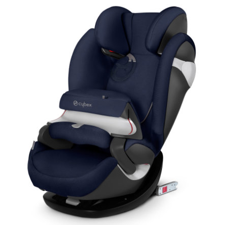 Cybex Bilbarnstol Pallas M-fix Midnight Blue-navy blue