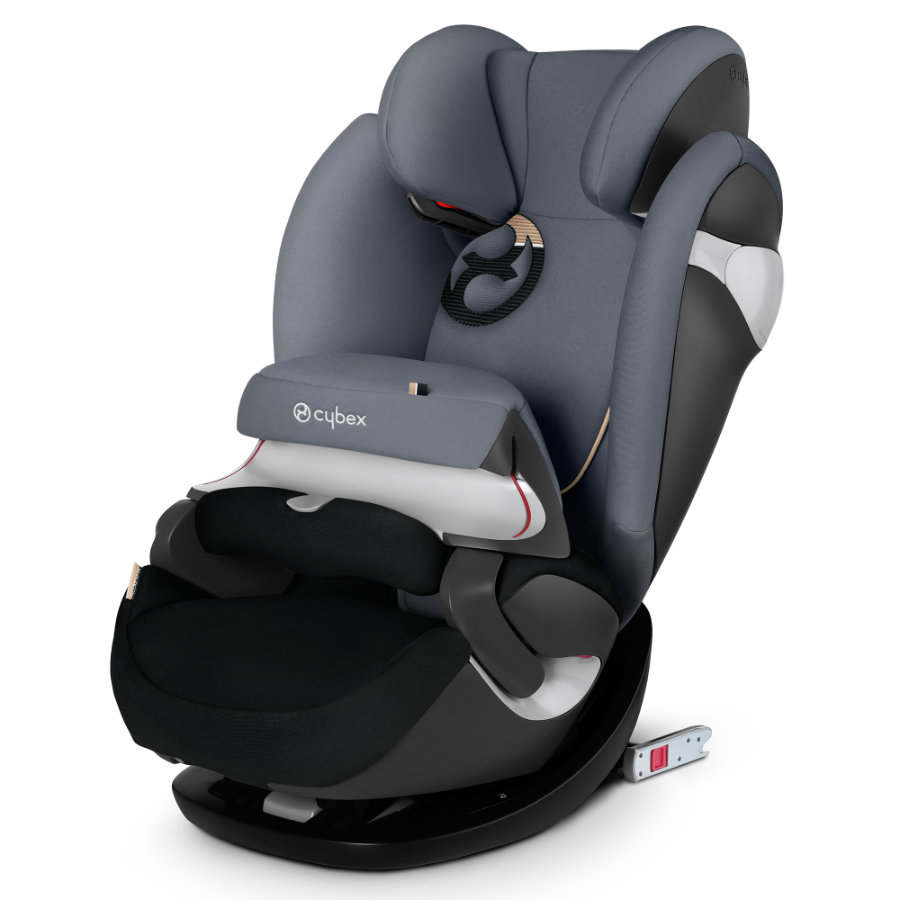 CYBEX Siège auto Pallas M-fix Graphite Black-dark grey