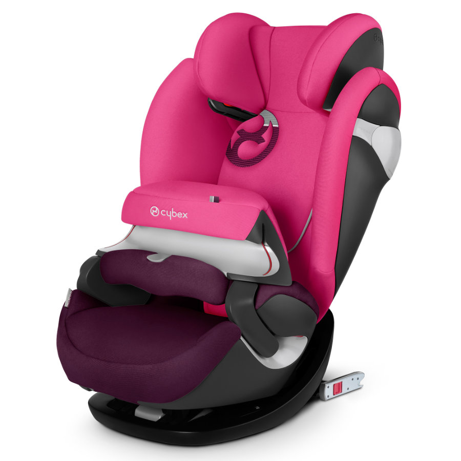 cybex GOLD Kindersitz Pallas M-fix Mystic Pink-purple
