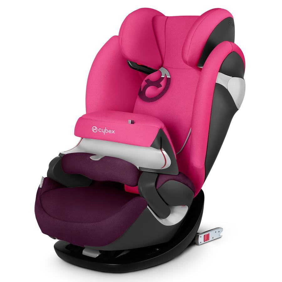CYBEX GOLD Seggiolino auto Pallas M-fix Mystic Pink-purple, lilla/rosa