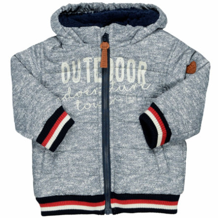 STACCATO Boys Jacke grey melange structure