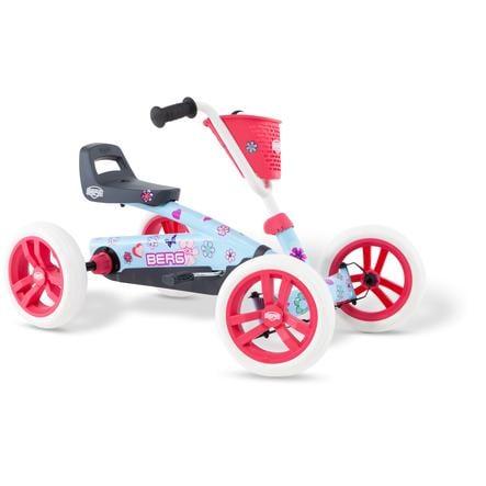 BERG Toys Kart à pédales Go-Kart Buzzy Bloom
