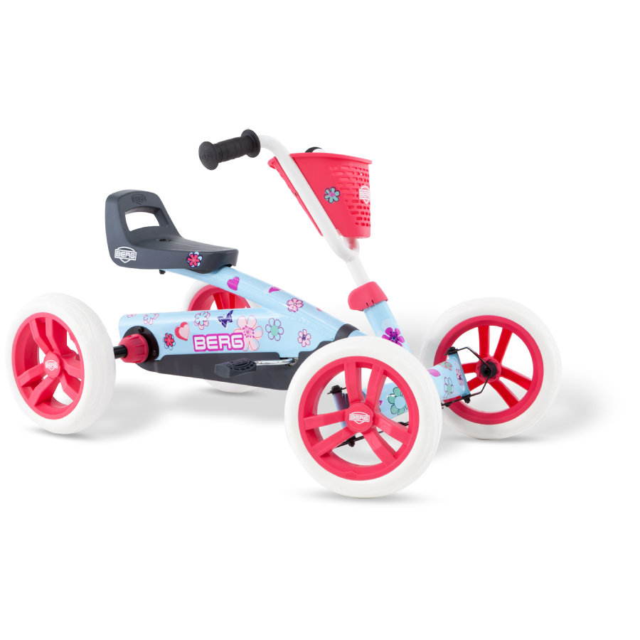 BERG Pedal Go-Kart Buzzy Bloom