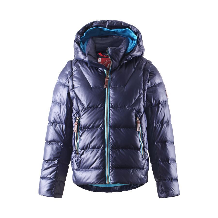 reima Winterjacke Spruce blau