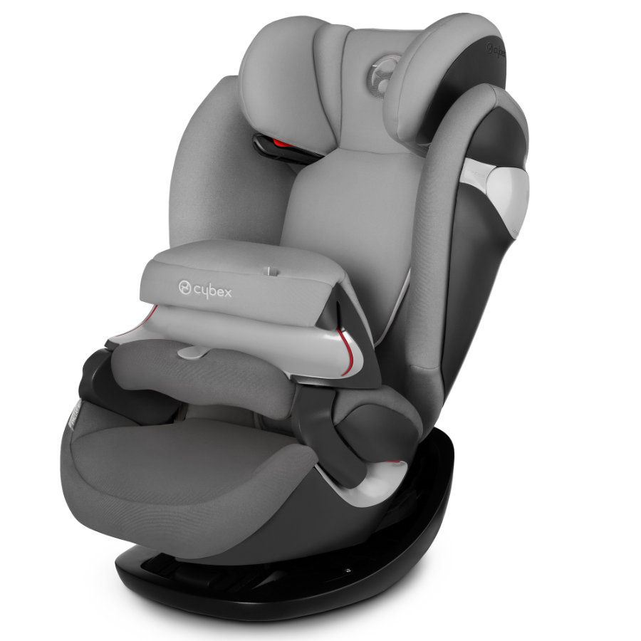 Cybex Gold silla de coche Pallas M Manhattan Grey-mid grey