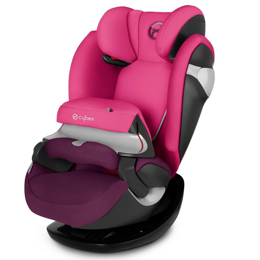 Cybex Gold silla de coche Pallas M Mystic Pink-purple